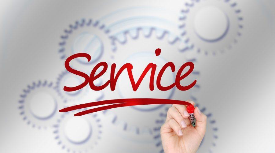 Serviceleistungen